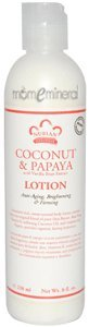 Coconut & Papaya Lotion, 8 fl oz (238 ml) by Nubian Heritage