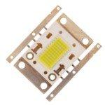 50W 50-Led Multifunction White Light Bulb(15-17V)