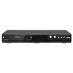 Magnavox up to 620hrs onto 500GB HDD and DVD Recorder with Digital Tuner Watch, Forward, Rewind or Freeze Live TV While Recording