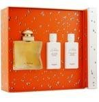 24 FAUBOURG gift set by Hermes WOMEN'S EDT SPRAY 1.6 & BODY LOTION 1.35 OZ & SHOWER CREAM 1.35 OZ
