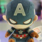 Funko Mopeez: Marvel - Captain America Action Figure