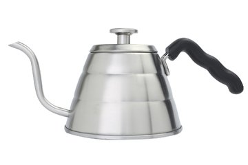 Brulux 1-Litre Stainless Steel Kettle with Built In Thermometer and Gooseneck Hand Grip (Cone Tea Kettle compare prices)
