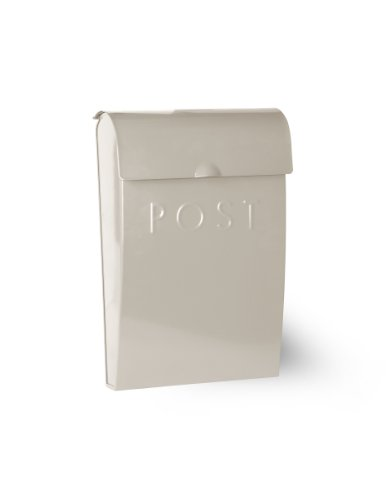 Garden Trading Post Box with Lock - Clay