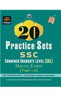20 Practice Sets - SSC Combined Graduate Level Mains Tier-II Image