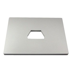 Thermostat Wall Plate, White