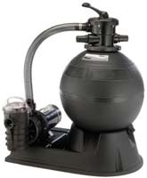 22in. Clearwater Pool Sand Filter System (1.5 HP)
