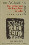 img - for Agrarian Drama; The Leftists and the Rural Poor in India 1934-1951 book / textbook / text book