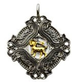 Agnus Dei for Spiritual Knowledge and Wisdom Talisman/pendant