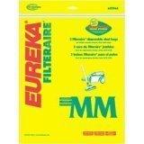 Genuine Eureka Premium MM Vacuum Bag 60296C - 3 bags