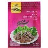 Asian Home Gourmet Korean BBQ Meat (Bulgogi) Pack Of 6X1.75Z