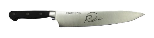 Robert Irvine Knife Collection RI-3 Chef Knife, 10-Inch, Steel