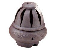 Fair Trade Mysore Terracotta Incense Burner