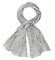Per Una Foil Star Printed Scarf