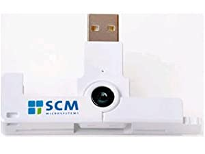 SCM SCR3500 Smart Card Reader