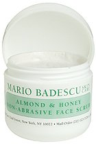 Mario Badescu Almond & Honey Face Scrub Non Abrasive Face Scrub (4 oz)