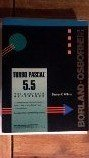 img - for Turbo PASCAL 5.5: Complete Reference (Borland-Osborne/McGraw-Hill programming series) book / textbook / text book