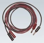 EXTENSION CABLES, 48 INCHES, ONE PAIR