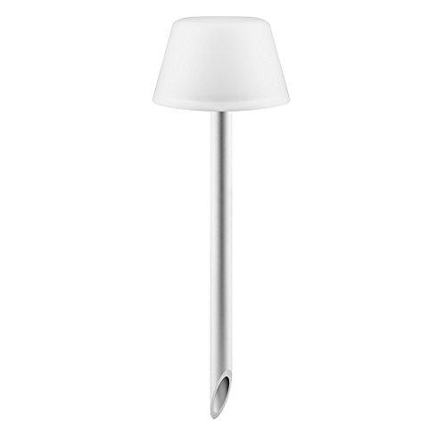 eva-solo-571338-solarlampe-mit-spiess-kabellos-hohe-38-cm-sunlight-aluminium-weiss