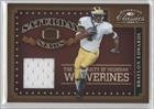 Braylon Edwards #132/250 Michigan Wolverines (Football Card) 2006 Donruss Classics [???] #SS-17