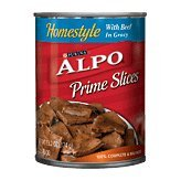 Alpo Prime Slices Homestyle With Beef In Gravy Dog Food 13.2 Oz