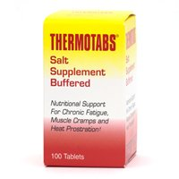 Thermotabs Salt Supplement Buffered Tablets 100 Ea