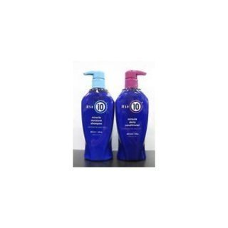 It's a 10 Miracle Daily 10 oz. Shampoo + 10 oz. Conditioner (Combo Deal)
