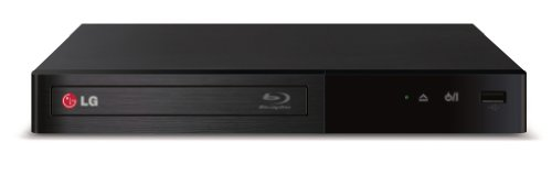 Lg Electronics Bp340 Blu-Ray Disc Player With Internet Applications And Built-In Wi-Fi