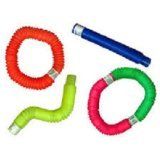 Pop Toob Set of Six (Colors May Vary)