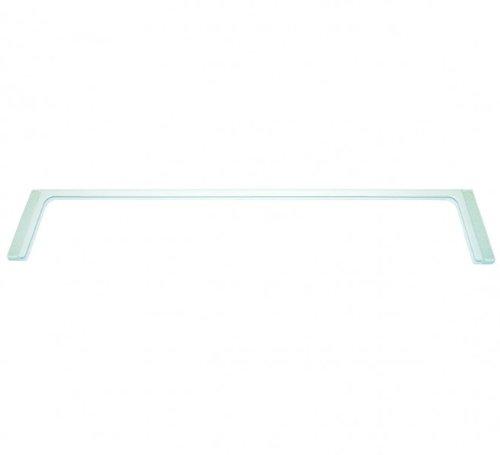 Glasplattenhalteleiste vorne, teilweise zu Geräten von:Liebherr 7412226