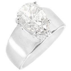 TQWJ5949ZCH T13 5.4 Carat Pear Shaped Diamond Engagement Ring (7)