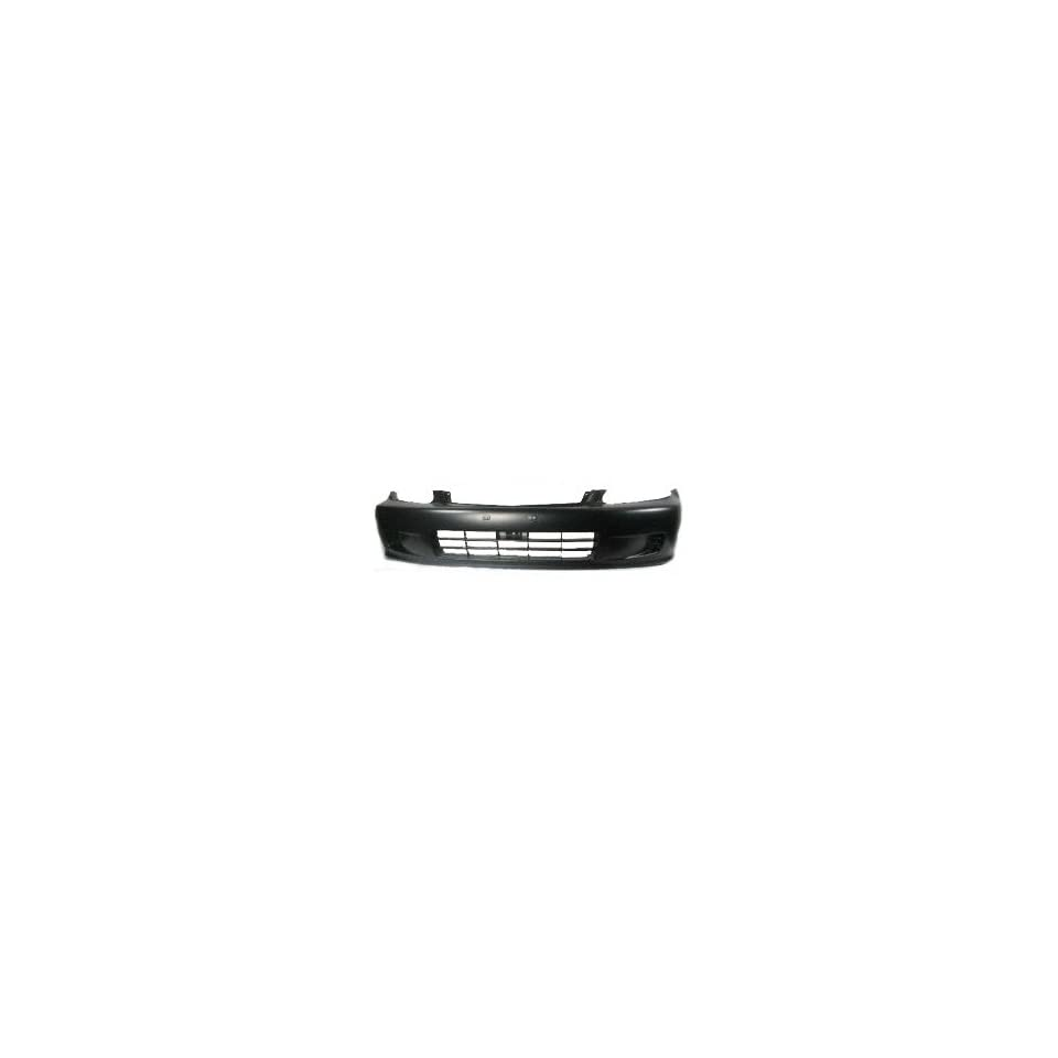 OE Replacement Honda Civic Front Bumper Cover (Partslink Number HO1000191) Automotive