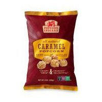 POPCORN INDIANA POPCORN CARAMEL CORN, 8 OZ (Popcorn Indiana Popcorn Chips compare prices)