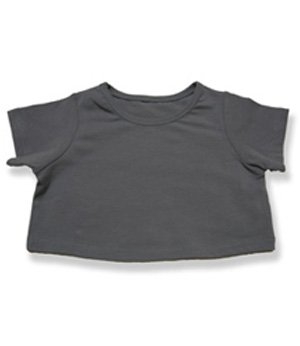 T-Shirt-Grey-Fits-15-16-bears-includes-Build-a-Bear-The-Bear-Mill-and-Stuff-your-own-Animals