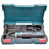 Bosch Go 3.6V Smart Cordless Screwdriver Set 33Bit USB Charging Cable & Adapter