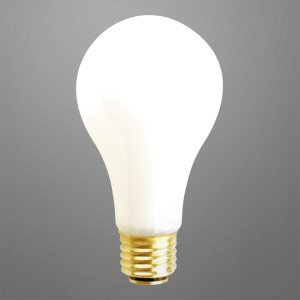 3 way light bulb 30 60 100 watt incandescent three way bulb long life a21 10 000 hours 3 way light bulbs