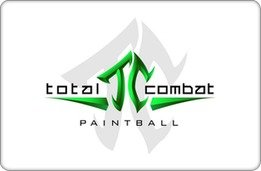 Total Combat Paintball Gift Certificate ($150)