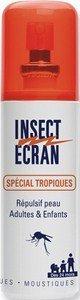 Insect-ecran spécial tropiques anti-moustiques répulsif peau adultes & enfants - spray 75 ml
