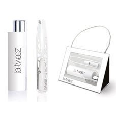 La-Tweez Pro Illuminating Tweezers, White