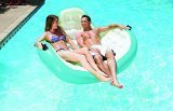 Poolmaster Aqua Cradle Ride-On by Poolmaster