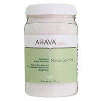 Ahava Muscle Soothing Eucalyptus Bath Salts, 32oz