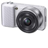 Where to shop for Sony Alpha NEX-3 Compact Interchangeable Lens Digital Camera w/16mm Lens (Silver)- 14.2 Mpix (online)