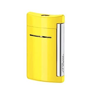 ST Dupont MiniJet Sunny Yellow Torch Flame Lighter