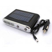 C-1009 Car Solar Powered Air Freshener Ozone Purifier (12V)