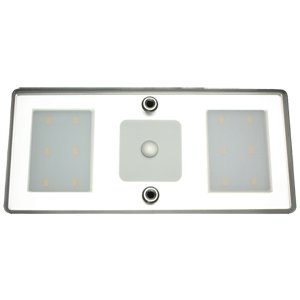 """Brand New Lunasea Lighting - Lunasea Led Ceiling/Wall Light Warm White Touch Dimming """"Product Category: Boat Outfitting/Interior / Courtesy Light"""""""