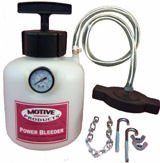 Motive Products Power Bleeder Fits most imported and late model American cars