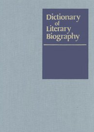 Dictionary of Literary Biography: British Mystery Writers, 1920-39 v. 77