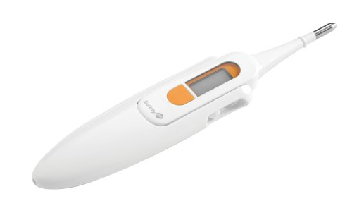 Safety 1St Hospital'S Choice 8 Second Digital Thermometer