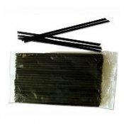 """Case - Small Straws Black 9"""""""