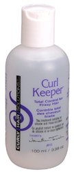 Curly Hair Solutions Travel Size Curl Keeper, 3.38 Ounce