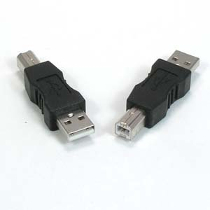 InstallerParts USB A-Male to B-Male Adapter